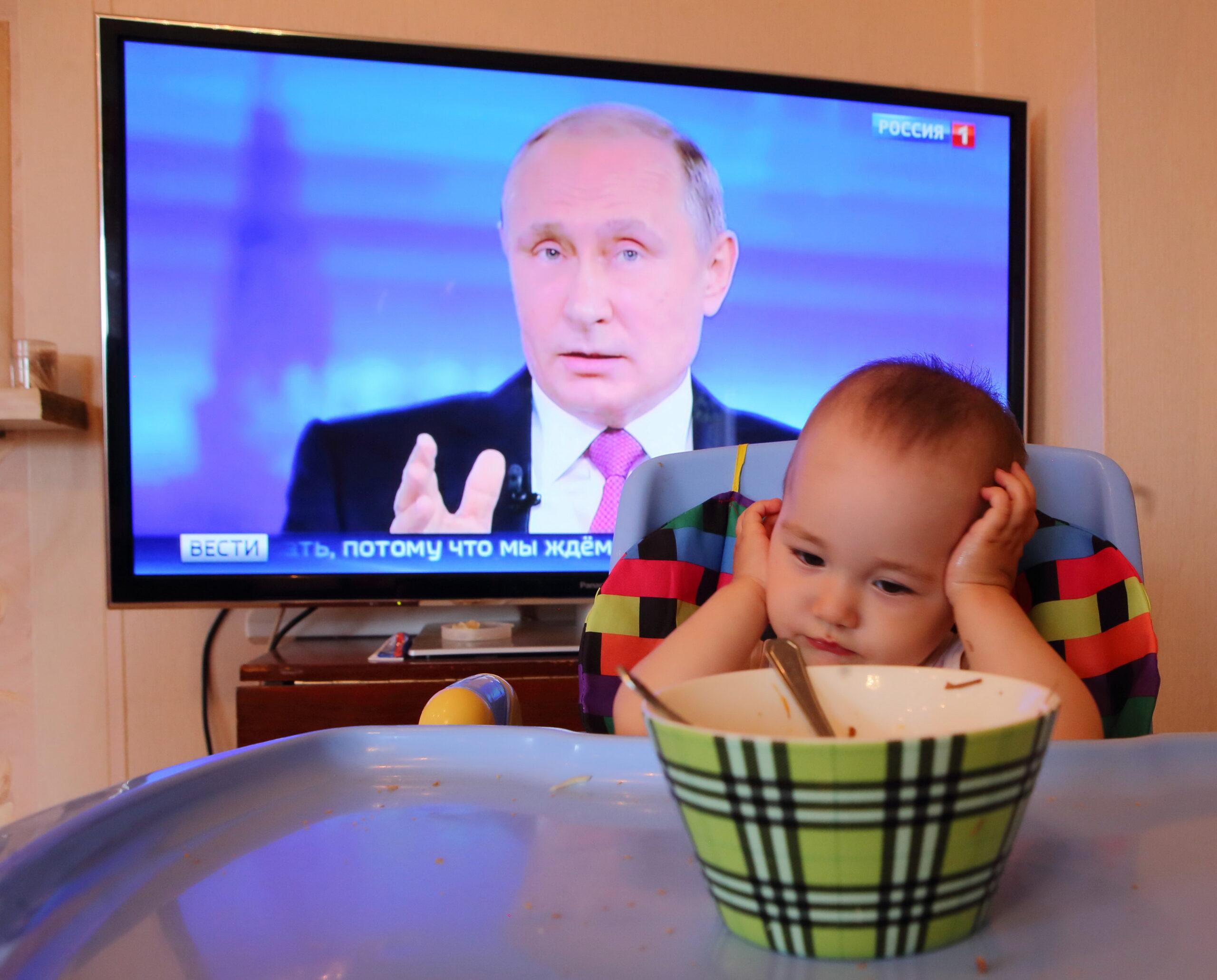 Новые выплаты на детей — послание Президента РФ Владимира Путина от 21 апреля 2021 года